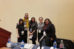 Presenting on MTurk research with colleagues at SIOP 2019